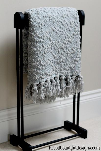 Blanket Rack