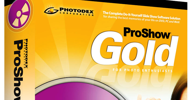 proshow gold latest version free download with crack