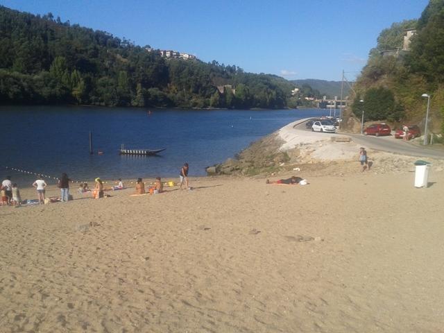 Praia de Crestuma