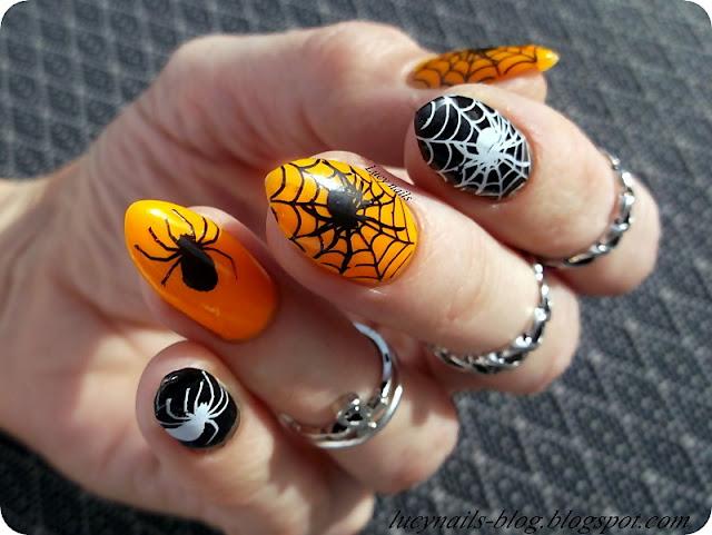 halloweenowe-paznokcie