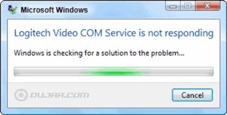 Contoh Aplikasi Mengalami Not Responding Di Komputer / Laptop