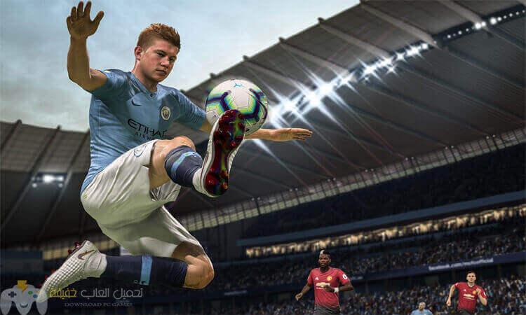 تحميل لعبة فيفا 2019 FIFA