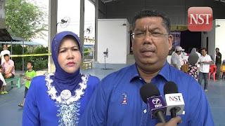 13 Sekolah Di Klang Menerima Mesin Penapis Air