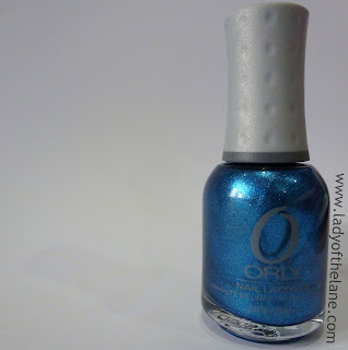 Orly Sweet Peacock