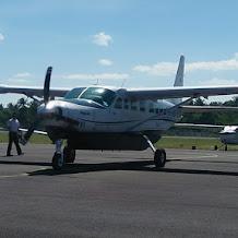 Pesawat ATR akan Beroperasi di Bandara Nusawiru
