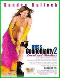 Miss Simpatía 2: Armada y fabulosa (2005)   3gp/Mp4/DVDRip Latino HD Mega