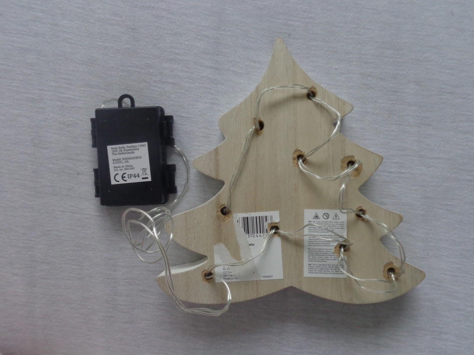 Diy houten mini kerstboom for Mini kerstboom action