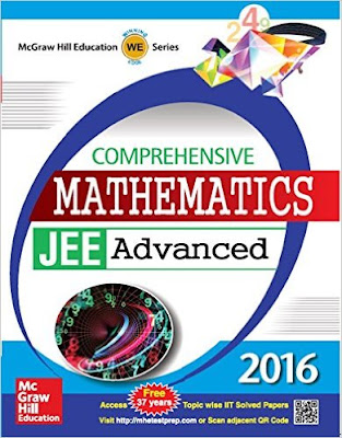 Download Free Comprehensive Mathematics JEE Advanced 2016 PDF