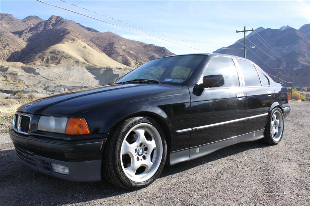 Daily Turismo 5k 1993 Bmw E36 325i Sedan With 2jzgte