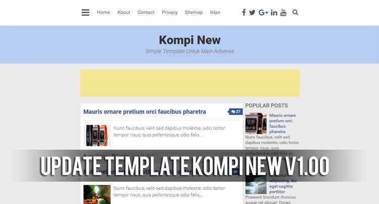 Update Template Kompi New v1.00