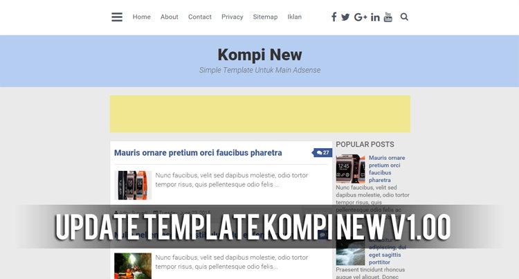 Update Template Kompi New v1.00
