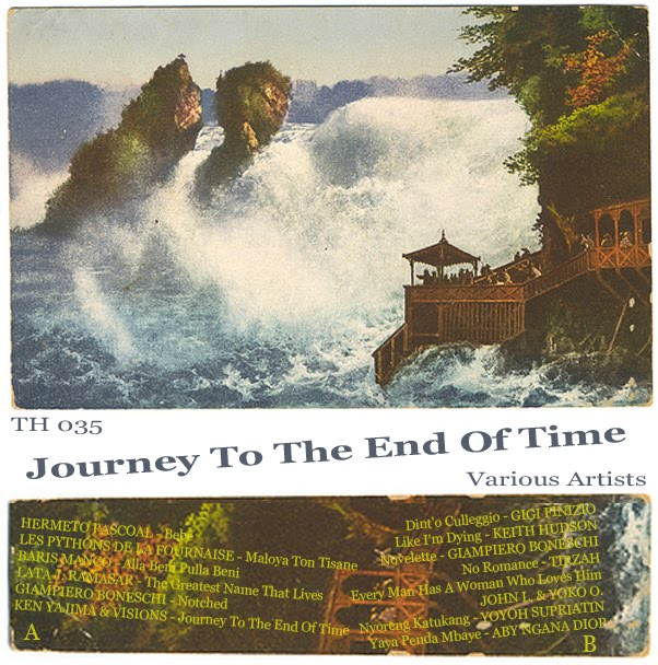 TH#35 - JOURNEY TO THE END OF TIME