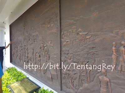 relief asal usul Surabaya