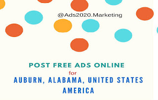 Post Free Ads Online-for-Auburn, Alabama, United States America-472x300