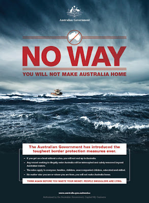 NO WAY you will not make australia home