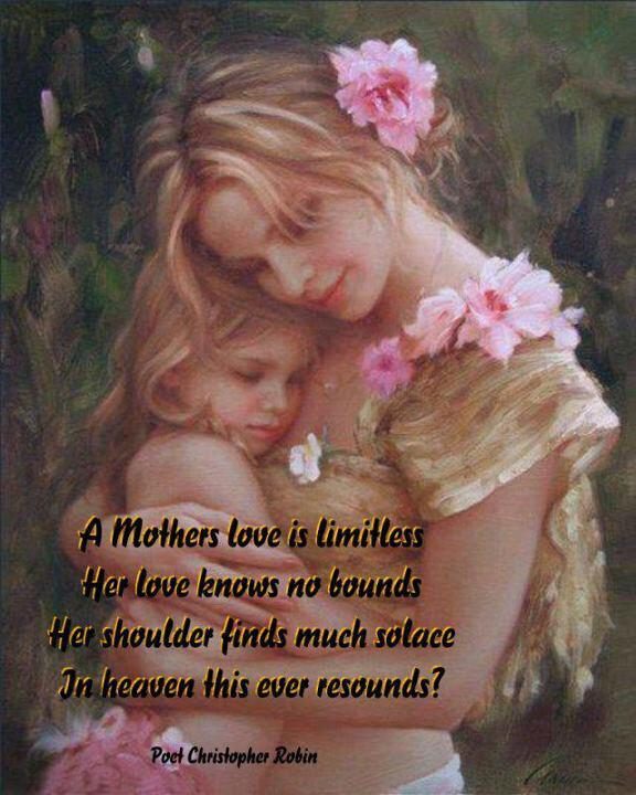 Life Inspiration Quotes: A Mother's Love Inspiration