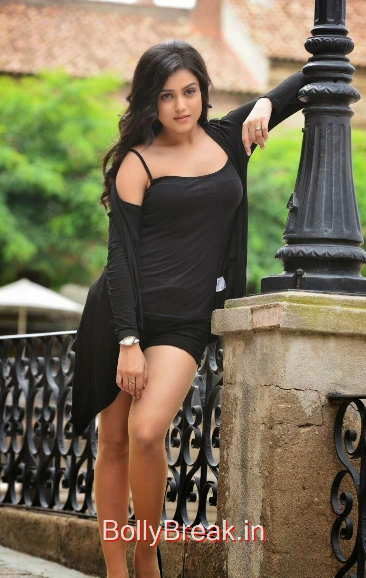 Mishti-Chakraborty-Stills-From-Chinnadana-Nee-Kosam-Movie-48, Hot HD Images Of Mishti Chakraborty in Black Dress