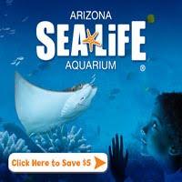 Sea life aquarium arizona coupons