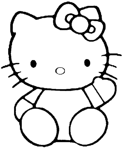 Free Coloring Pages For Girls  Coloring Pages For Kids
