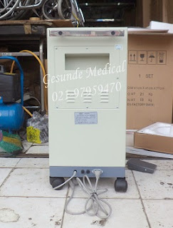 Pompa Suction Dahak YBD X23B