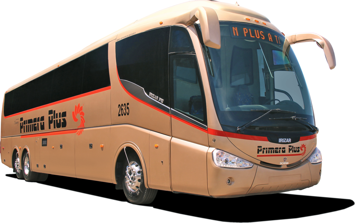Guía del Viajero en México: La historia de los autobuses de Primera ...