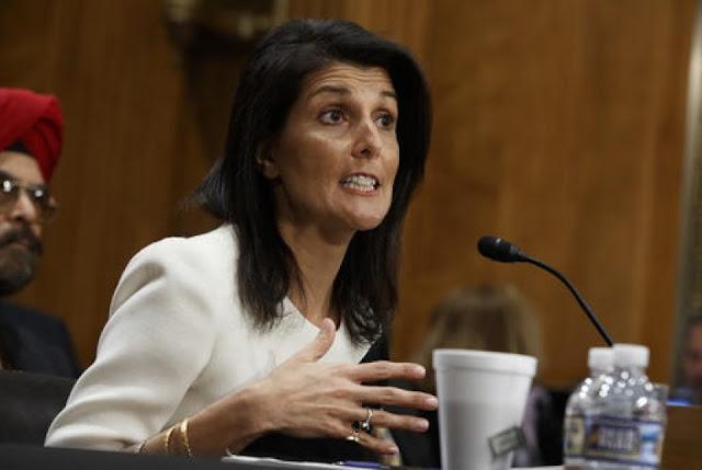AS Kirim Surat Bernada Ancaman ke Anggota PBB