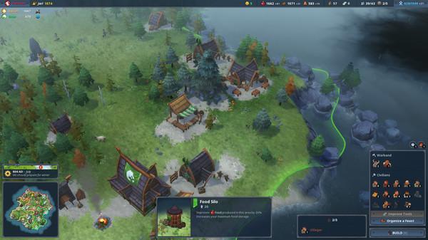 Northgard Free Download Screenshot 1