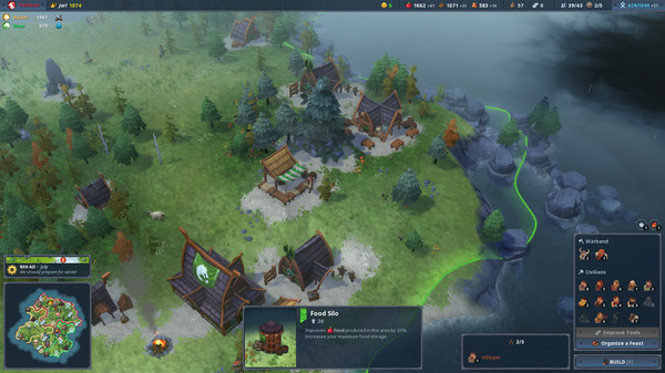 Northgard Free Download Screenshot 1