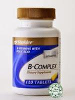 B Complex - mengelakkan daripada sembelit
