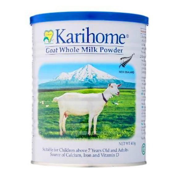 Susu Karihome Whole Goat Milk Powder
