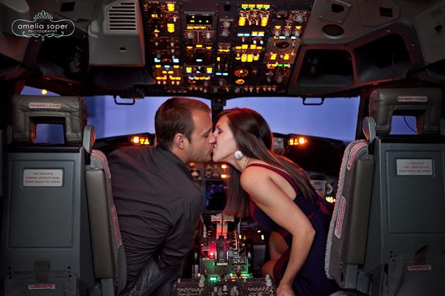 Aaron + Emily | Lovin' on a Jet Plane