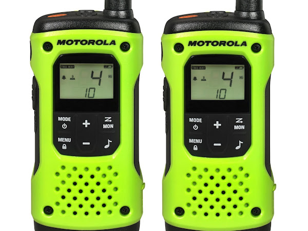Communicate Effectively with Motorola Talkabout T600 Radios #MBPHGG18