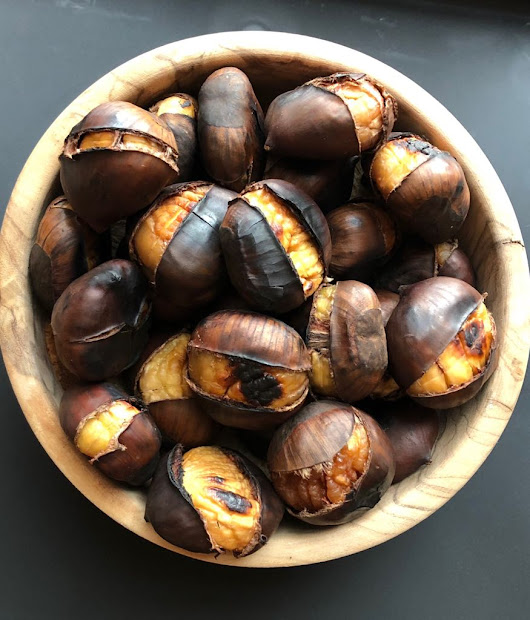 How to Roast Fresh Chestnuts