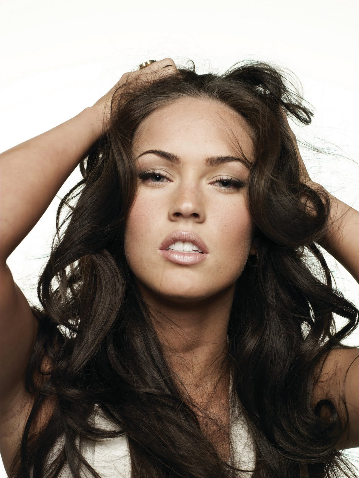 Warm Nude Pictures Of Megan Fox Pictures