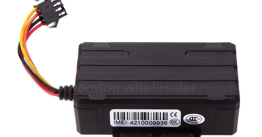 Soggy Sailor: Configuring the LK206 / LK210 GPS Tracker