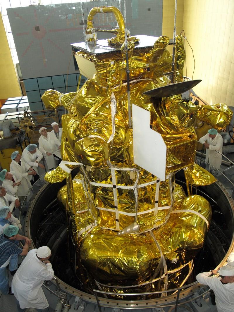 spacecraft orientation - photo #34