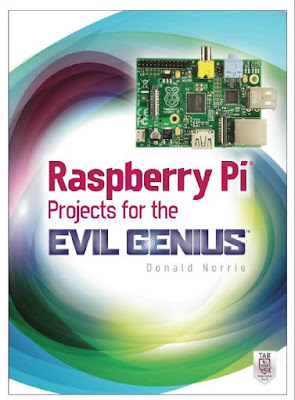 Libro PDF: Raspberry Pi Projects for the Evil Genius