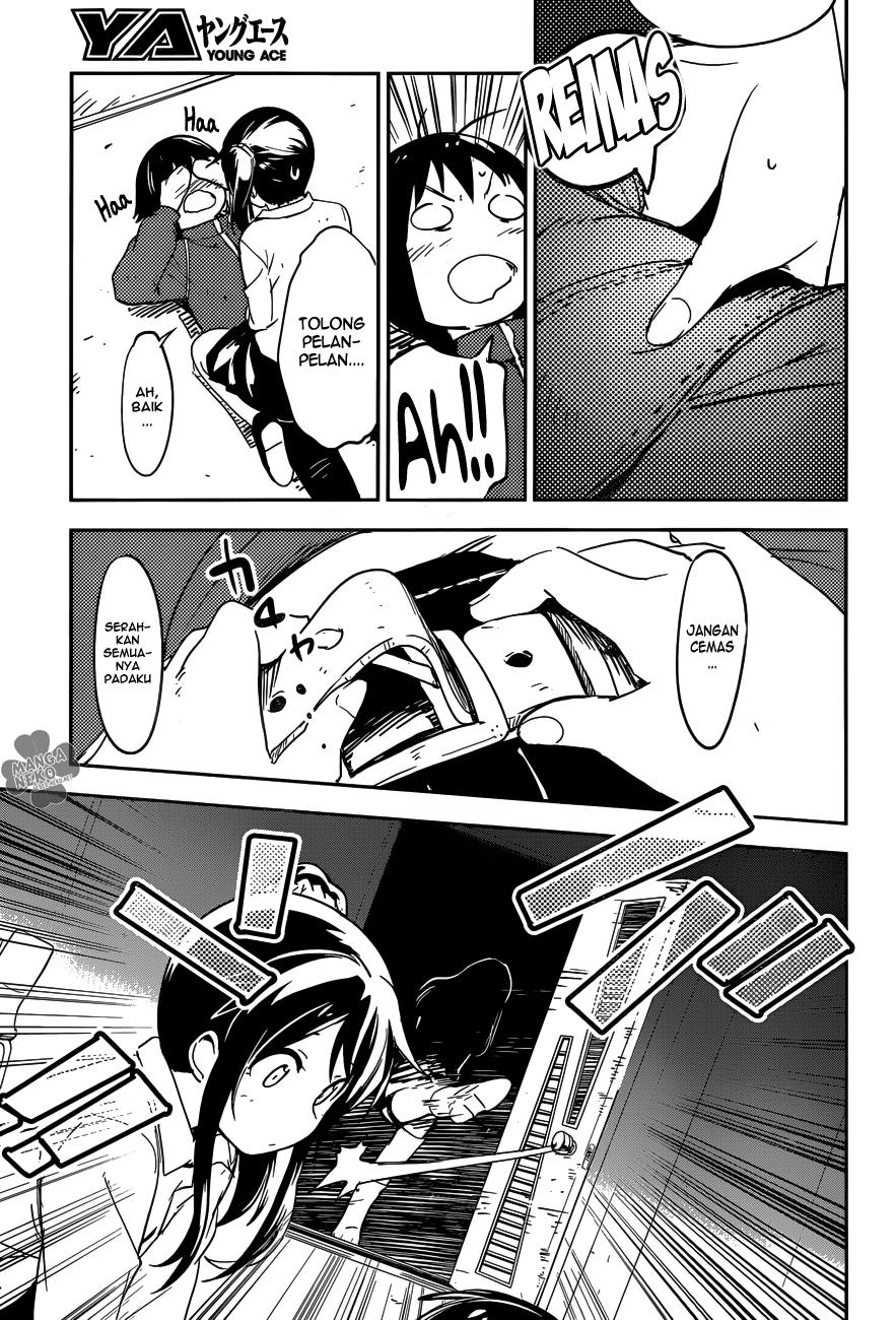 Komik mecha love 001 - musim semi 2 Indonesia mecha love 001 - musim semi Terbaru 46 Baca Manga Komik Indonesia 