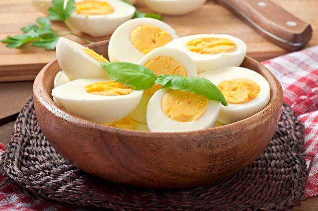 Trứng thực phẩm dành cho bà bầu