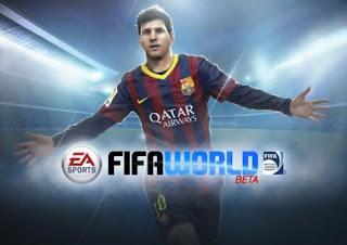 تحميل لعبة فيفا وورلد FIFA World للكمبيوتر مجانا