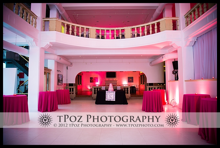 Philadelphia Trust Wedding Reception