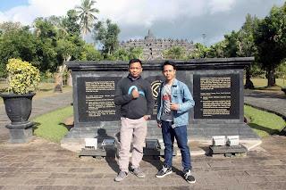 Candi Borobudur 4