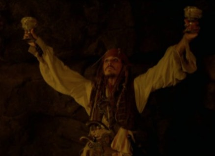 Kisah Nabi Khidir Jadi Aspirasi Kisah Jack Sparrow