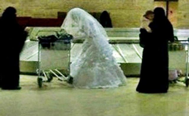 Pengantin Lelaki Lari Lepas Lihat Wajah Sebenar Isteri Di Lapangan Terbang