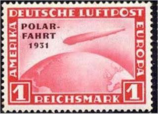 Graf Zeppelin Polar-fahrt 1 RM