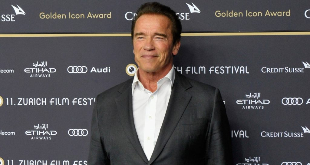 Arnold Schwarzenegger Net Worth 2020