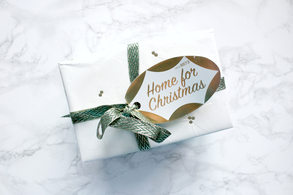 LUSH Home For Christmas Giftset