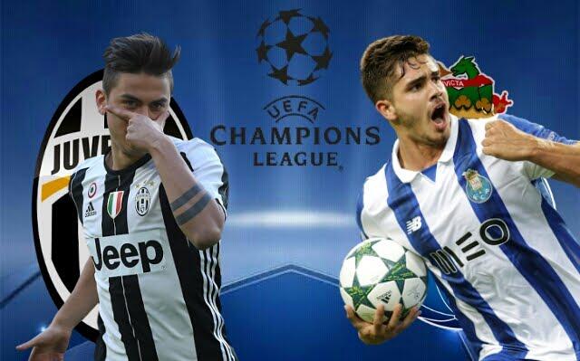 Juventus x Porto (14/03/2017) - Prognóstico, horário e TV (Champions League)'' id=