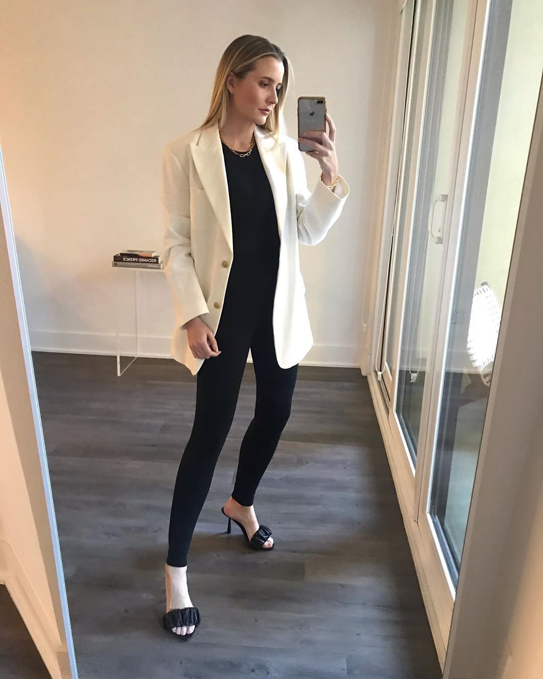 How to Make Leggings Look Daytime Chic