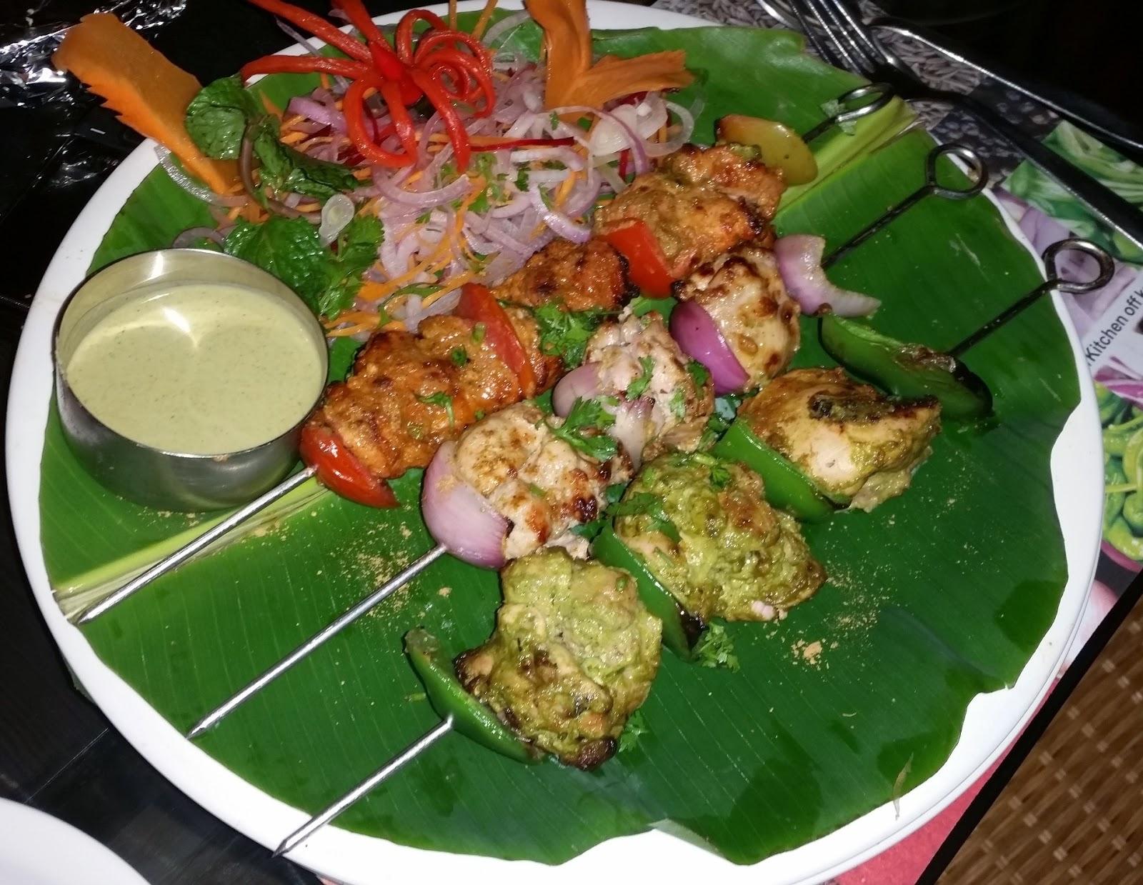 Tiranga Kabab